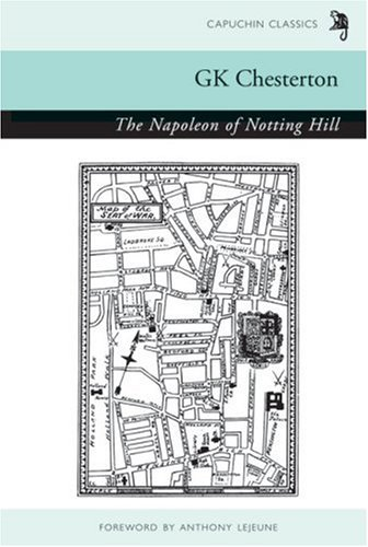 9780955519628: The Napoleon of Notting Hill
