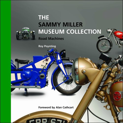 The Sammy Miller Museum Collection Road MacHines: Roy Poynting
