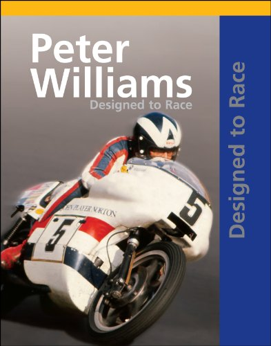9780955527852: Peter Williams: Designed to Race (Men and Machines)