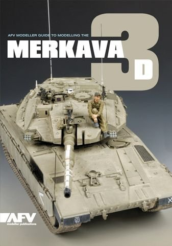 9780955541353: AFV Guide to Modelling the Merkava 3D