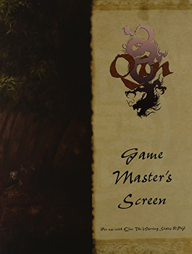 9780955542374: Qin Game Master's Screen