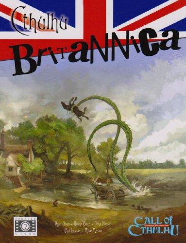 9780955542381: Cthulhu Britannica