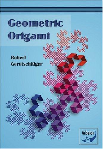 9780955547713: Geometric Origami
