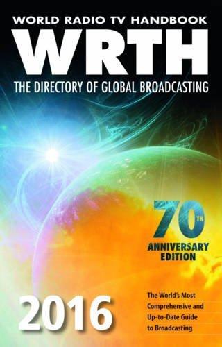 9780955548185: World Radio TV Handbook 2016: The Directory of Global Broadcasting