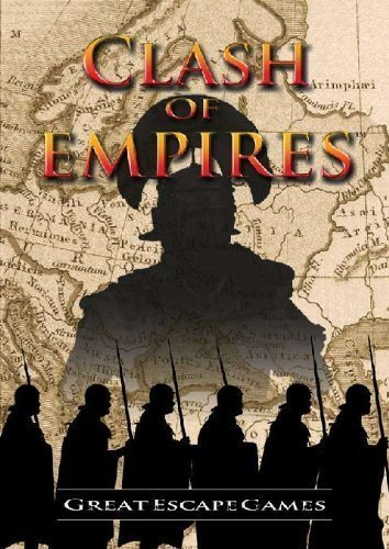 9780955557149: Clash of Empires: Tabletop Wargaming Rules for Battles from Deepest Antiquity to the Medieval Era