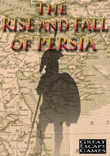 9780955557156: The Rise and Fall of Persia: Cyrus to Alexander (Clash of Empires)