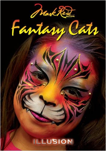 9780955558535: Mark Reid Fantasy Cats