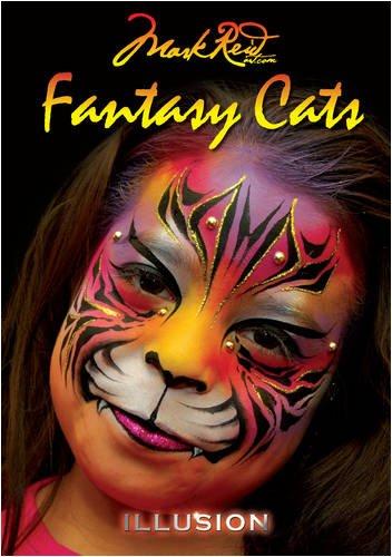 Mark Reid Fantasy Cats (0955558530) by Mark Reid