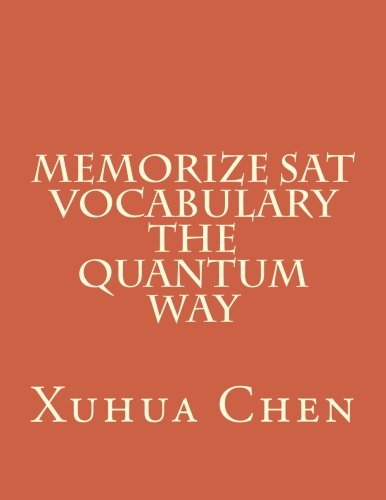 9780955575150: Memorize SAT Vocabulary The Quantum Way (Volume 1)