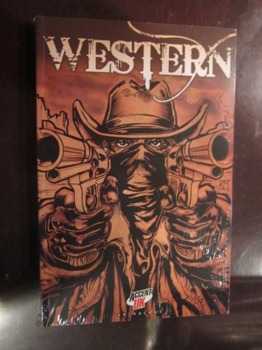 9780955576423: WESTERN, Vol.1 (2009) An Accent UK Anthology