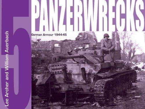 9780955594014: Panzerwrecks 5