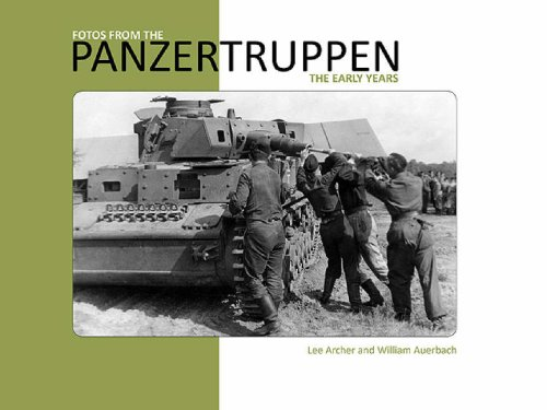 9780955594021: Fotos from the Panzertruppen - The Early Years