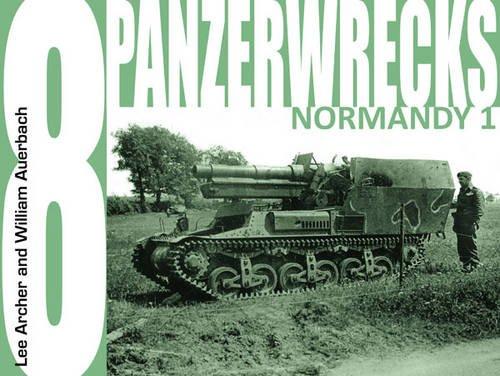 9780955594052: Panzerwrecks 8