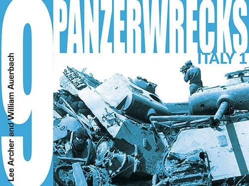 9780955594069: Panzerwrecks 9: Italy 1
