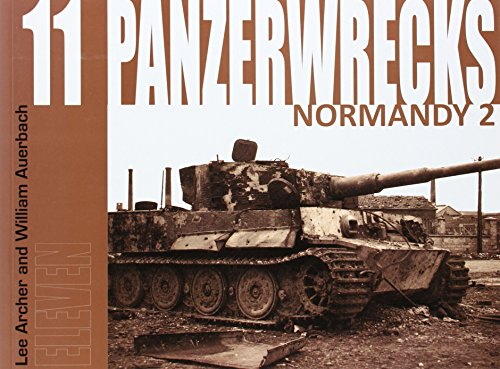 9780955594090: Panzerwrecks 11: Normandy 2