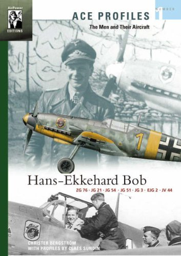 9780955597718: Hans-Ekkehard Bob (Ace Profiles - The Men and Their Aircraft)