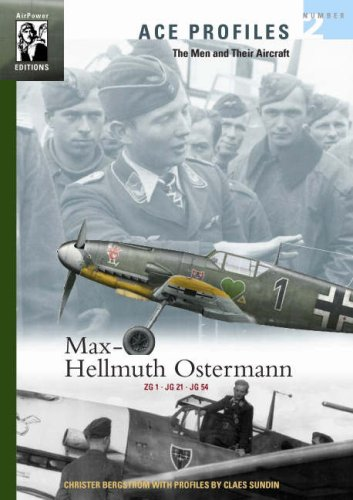 Max Hellmuth Ostermann (Ace Profiles - The: Christer Bergstrom