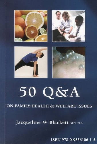 9780955610615: 50 Q and A on Family Health and Welfare Issues