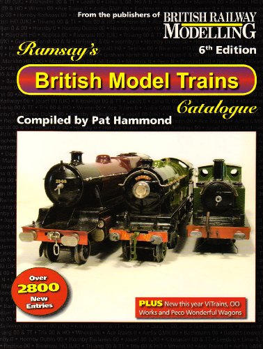 Ramsay's British Model Trains Catalogue (0955619483) by Pat Hammond