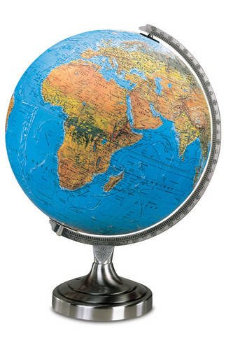 Compass Globe (Scan Globes): Scan