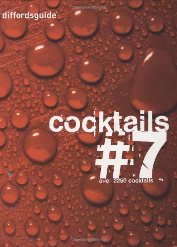 9780955627606: diffordsguide to Cocktails 7