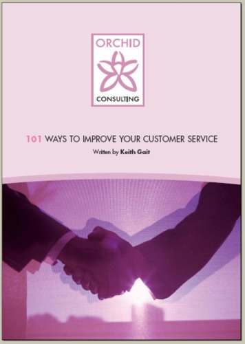 9780955632204: 101 Ways to Improve Your Customer Service