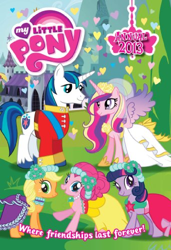 9780955638022: My Little Pony Annual 2013