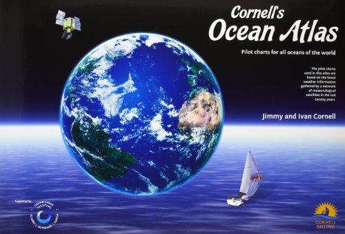9780955639654: Cornell's Ocean Atlas: Pilot Charts for All Oceans of the World