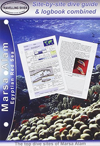 9780955640209: Marsa Alam - Egyptian Red Sea: Site-by-site Dive Guide and Logbook Combined