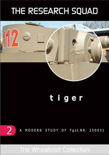 9780955642210: Tiger: A Modern Study of Fgst. NR. 250031