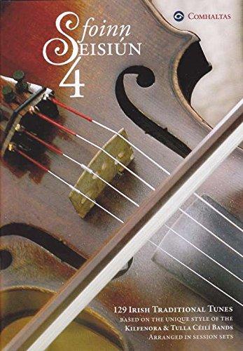 Foinn Seisiun 4: 129 Irish Traditional Tunes: Cois na hAbhna