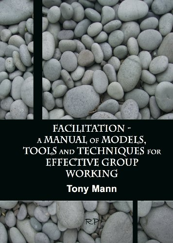 9780955643514: Facilitation: A Manual of Models, Tools and Techniques for Effective Group Working
