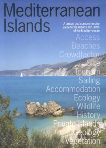 Mediterranean Islands (Travel Guide): Arnold, Charles