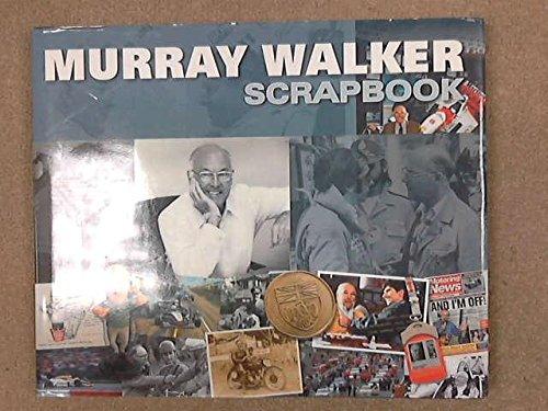 9780955656453: Murray Walker Scrapbook (Original Scrapbook)