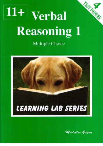 11+ Practice Papers: Bk. 1: Verbal Reasoning: Guyon, Madeline S.