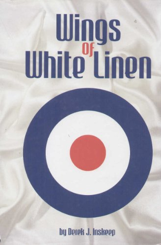 9780955673320: WINGS OF WHITE LINEN.