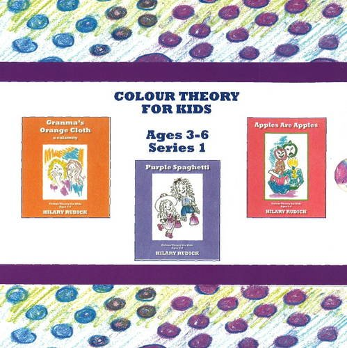9780955674938: Colour Theory for Kids Set