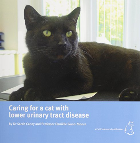 9780955691331: Caring for a Cat with Lower Urinary Tract Disease