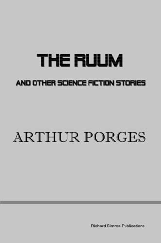 9780955694264: The Ruum and Other Science Fiction Stories