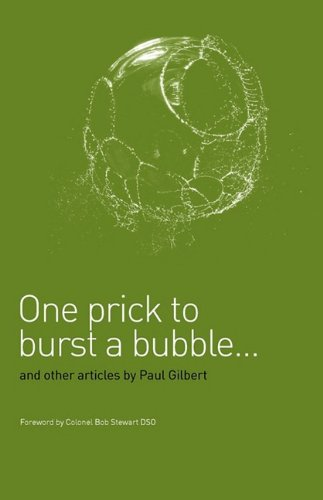 9780955700842: One Prick To Burst A Bubble