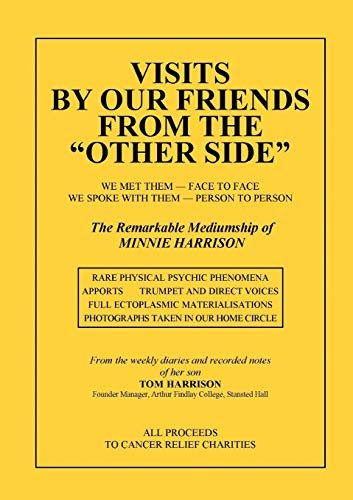Visits by Our Friends from the Other: Thomas Harrison