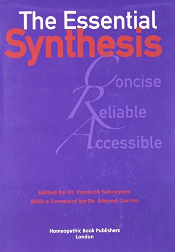 9780955715105: The Essential Synthesis