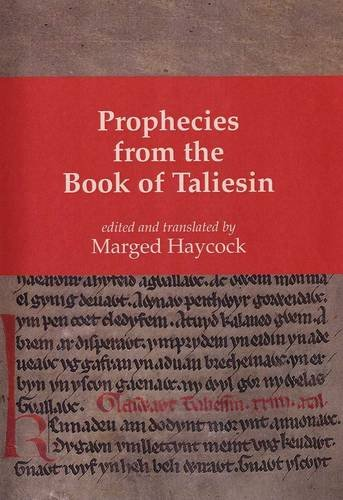9780955718274: Prophecies from the Book of Taliesin