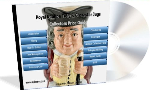 9780955719196: Royal Doulton Toby and Character Jugs Collectors Price Guide