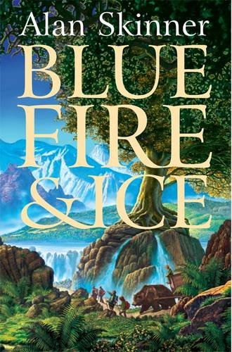 9780955726811: Blue Fire & Ice