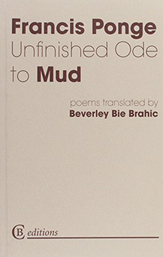 9780955728563: Unfinished Ode to Mud