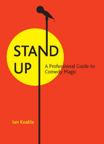 9780955735301: Stand-up: A Professional Guide to Comedy Magic