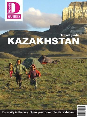 9780955754937: Kazakhstan Travel Guide (Discovery Guides)