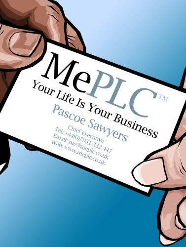 MePLC: Your Life Is Your Business: Pascoe Sawyers