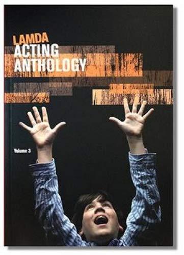 9780955768774: LAMDA Acting Anthology: Volume 3